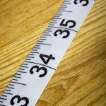 Ruban à mesurer