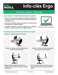 Info-clés Ergo EWI Works