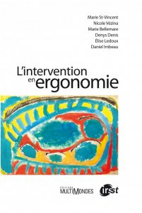 Livre l'intervention en ergonomie